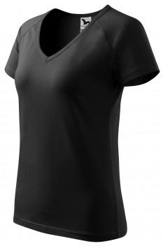 Tricou femei, Malfini Dream, negru