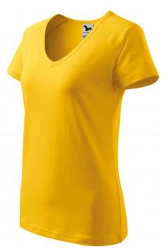 Tricou femei, Malfini Dream, galben