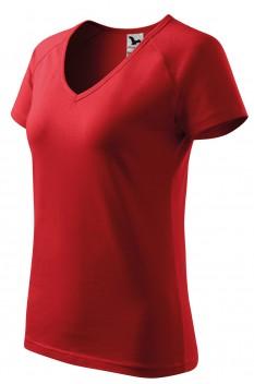 Tricou femei, Malfini Dream, rosu