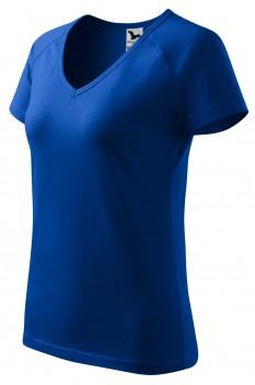 Tricou femei, Malfini Dream, albastru regal