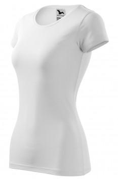 Tricou femei, Malfini Glance, alb