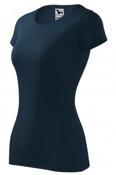 Tricou dama Glance, bleumarin