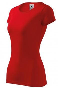 Tricou femei, Malfini Glance, rosu