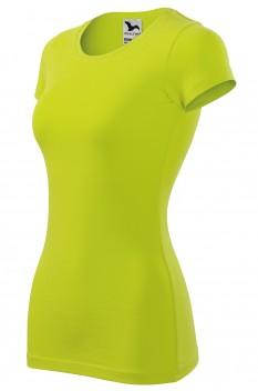 Tricou femei, Malfini Glance, lime