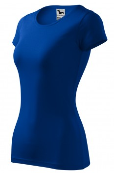 Tricou femei, Malfini Glance, albastru regal