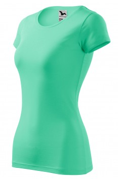 Tricou femei, Malfini Glance, verde menta