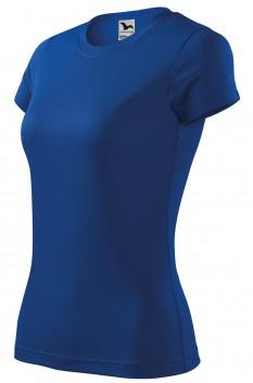 Tricou femei, poliester 100%, Malfini Fantasy, albastru regal
