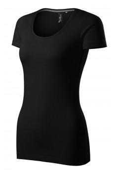 Tricou femei, Malfini Premium Action, negru