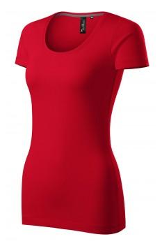 Tricou femei, Malfini Premium Action, rosu formula
