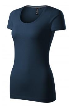 Tricou femei, Malfini Premium Action, bleumarin