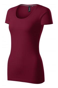 Tricou femei, Malfini Premium Action, garnet