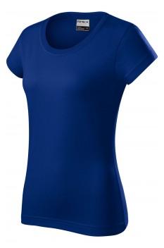 Tricou femei, bumbac 100%, Rimeck Resist, albastru regal