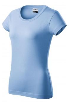 Tricou femei, bumbac 100%, Rimeck Resist, albastru deschis