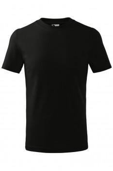 Tricou unisex, bumbac 100%, Malfini Classic, negru