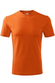 Tricou unisex, bumbac 100%, Malfini Classic, portocaliu