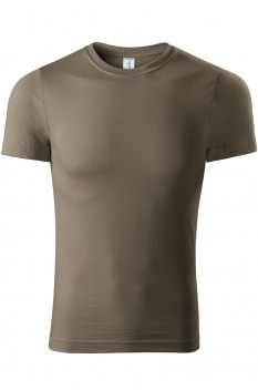 Tricou unisex, bumbac 100%, Piccolio Paint, army
