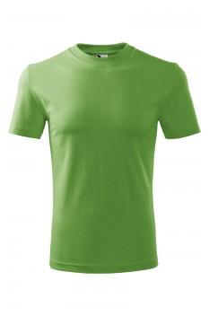 Tricou unisex, bumbac 100%, Malfini Heavy, verde iarba