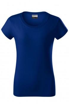 Tricou femei, bumbac 100%, Rimeck Resist Heavy, albastru regal