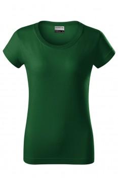 Tricou femei, bumbac 100%, Rimeck Resist Heavy, verde sticla