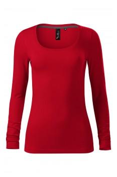 Tricou femei, Malfini Premium Brave, rosu