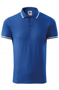 Tricou polo pentru barbati Malfini Urban, albastru regal