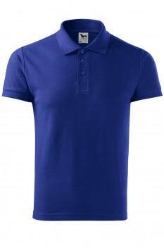 Tricou polo pentru barbati Malfini Cotton, albastru regal
